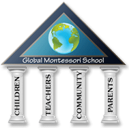 Global Montessori Schools 4 pillars